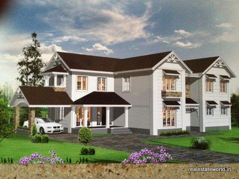 Kerala Real Estate Hill Palace Real Estate 8 Cent Plot